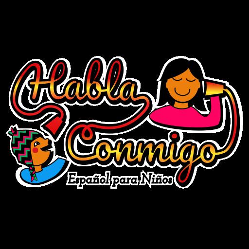 232 geodir logo Logo Habla Conmigo Español para Niños 512x512 Perfiles sociales